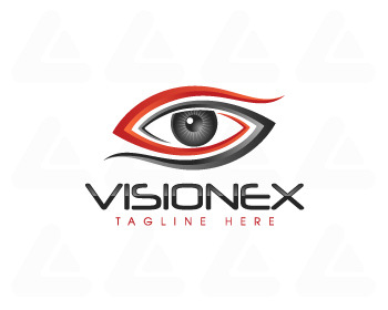 Ready made logo: Visionex