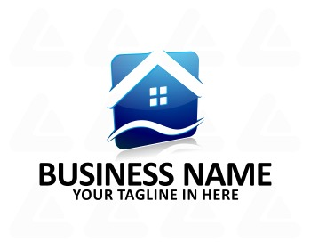 Ready made logo design: home living