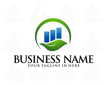 Logo design: green marketing