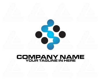 Logo design: tech s