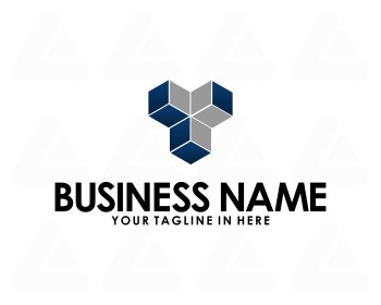 Logo design: box T