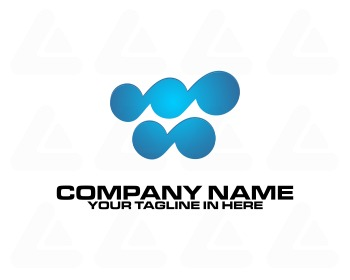 Ready made logo design: tech w