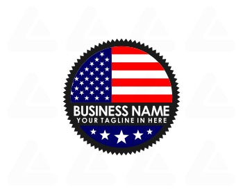 Ready made logo: eamerican
