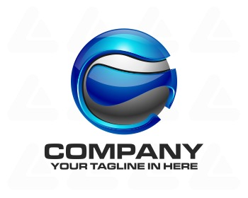Ready made logo design: Tech C I