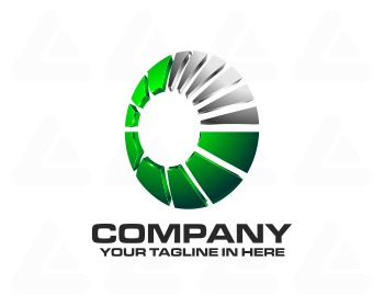 Logo design: big detail C