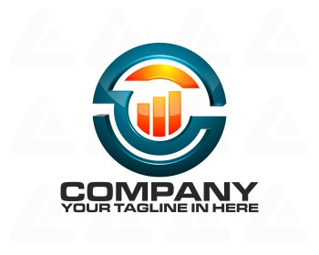 Ready made logo design: build CE