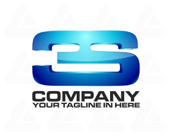 Logo design: tech 3S