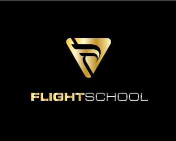 Fertige logo: Flight School 6