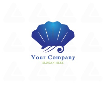 Ready made logo: Shell