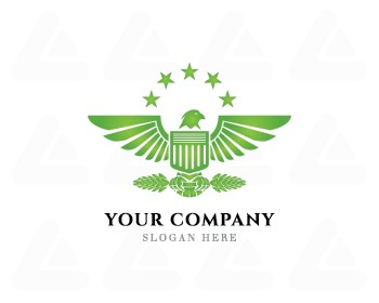 Ready made logo: Aviator Badge