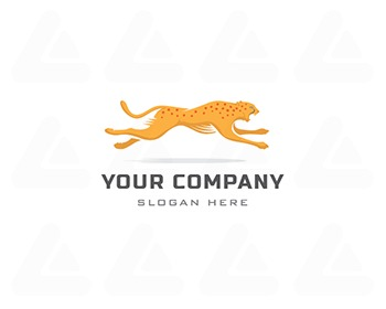 Ready made logo: Cheetah