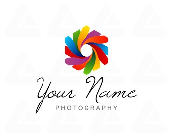 Logo pronto in vendita: Photography Logo