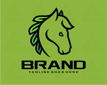 Ready made logo: Horse Nutrition